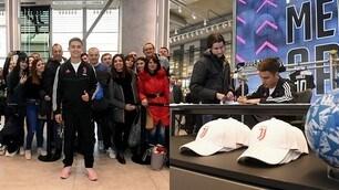 Juve, Dybala incontra i tifosi: che successo il Meet & Greet!