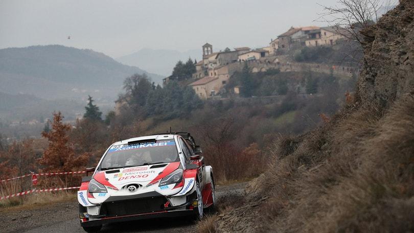 Rally, Montecarlo: Evans supera Ogier e va al comando