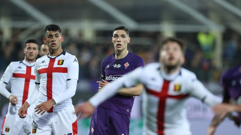 Niente Juve per Milenkovic e Caceres: giallo pesante col Genoa