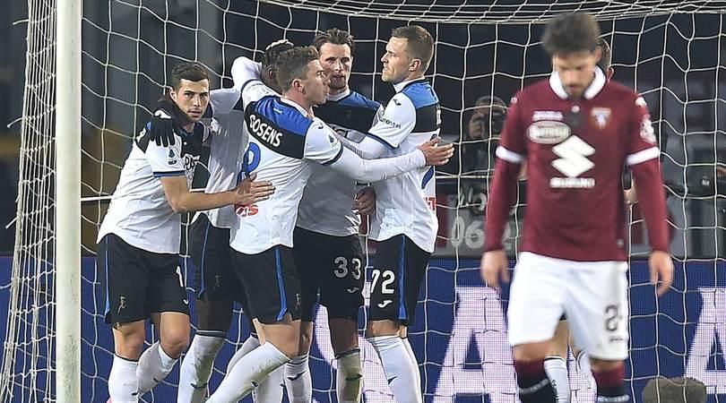 Torino-Atalanta 0-7: Ilicic show, è tripletta
