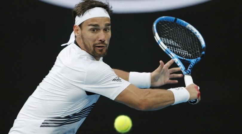 Rotterdam, Fognini subito out: vince Khachanov in due set
