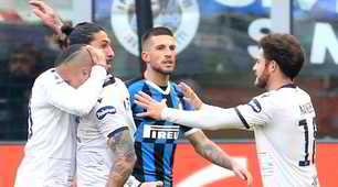 Inter, ancora un pari: Nainggolan punisce Conte