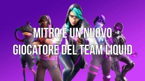 I Team Liquid acquisiscono le prestazioni di Mitr0