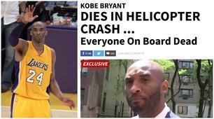 Kobe Bryant morto, incidente in elicottero. L'NBA lo piange