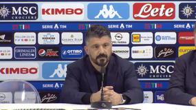 """Gattuso: """"Bravi, ma valiamo ancora 27 punti"""""""
