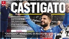 """""""Castigato"""". Mihajlovic torna in ospedale"""