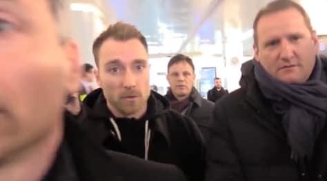 Inter, Eriksen sbarca a Milano: visite e firma sul contratto