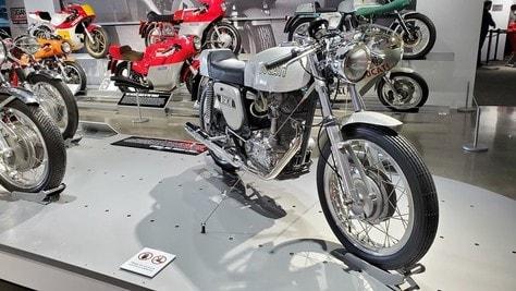 Le moto italiane anni '60 e '70 in mostra a Los Angeles