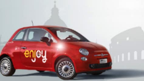 Roma e il servizio sharing: novità dal 1° maggio