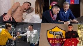 Ibanez alla Roma, la sua giornata: dalle visite all'incontro con la squadra