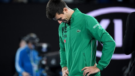 """Kobe Bryant, Djokovic in lacrime: """"Uno dei più grandi della storia"""""""