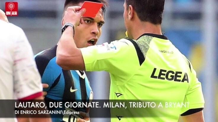 Lautaro, deux jours. Milan se souviendra de Bryant - Championnat d'Europe de Football 2020