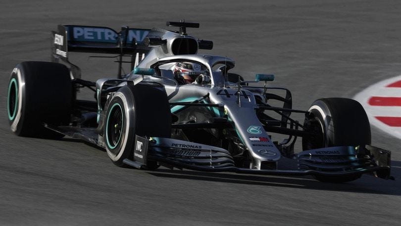 Mercedes: ecco il