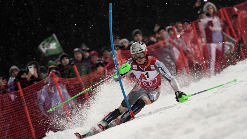 Coppa del Mondo, Kristoffersen vince a Schladming. 5° Maurberger, 6° Vinatzer