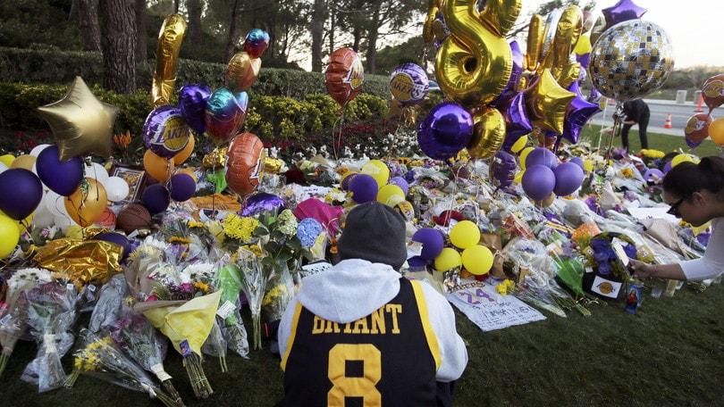 Kobe Bryant, il corpo identificato ufficialmente