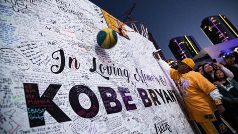 Nba nel segno di Kobe Bryant: quanti tributi! Bucks scatenati, ok i Pelicans di Melli
