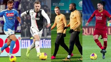 Da Smalling ad Eriksen, quanti giocatori dalla Premier alla Serie A
