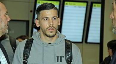Carles Perez è sbarcato a Roma