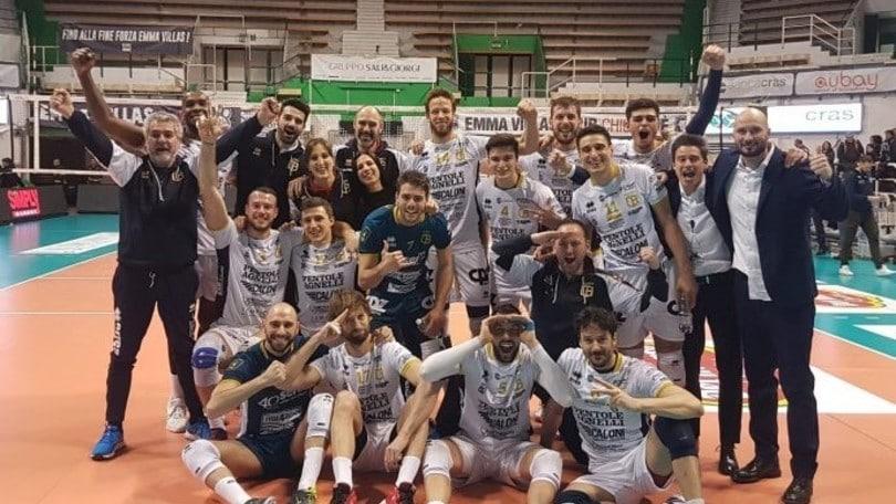 Coppa Italia A2 Maschile: la finale è Brescia-Bergamo