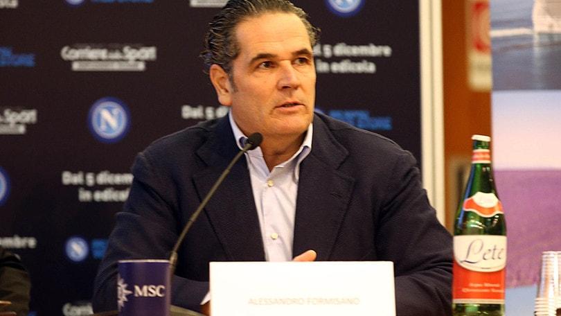 """Biglietti Napoli-Barcellona, Formisano: """"Stesso prezzo di quelli contro il Real Madrid"""""""