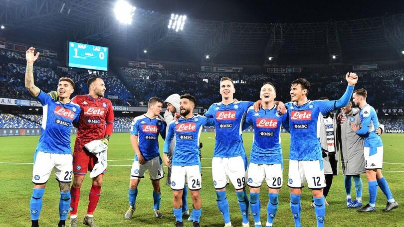 Coppa Italia, semifinali: date e orari. Inter-Napoli il 12 febbraio