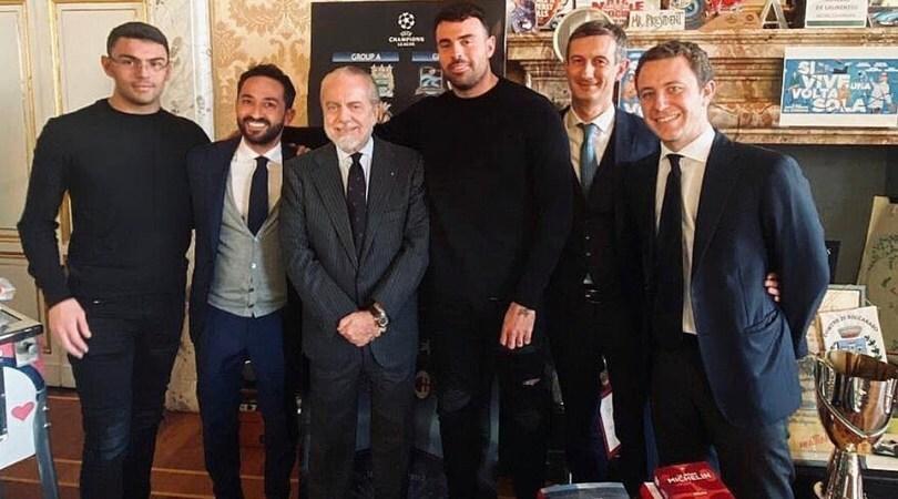 """Petagna al Napoli, è ufficiale: """"Per me è un sogno"""". Resterà alla Spal fino a giugno"""