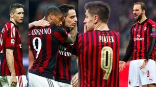 Milan, la maledizione del numero 9: chi sarà il prossimo?