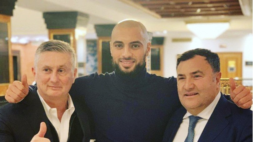 Fiorentina, ufficiale Amrabat: resterà in prestito al Verona