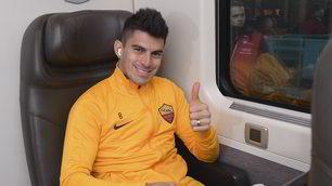 Sassuolo-Roma: ci sono Perez, Villar e Ibanez