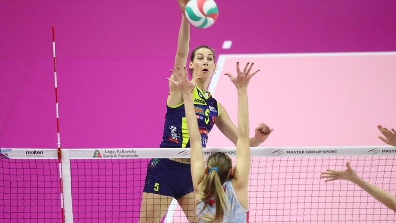 Coppa Italia Femminile, Conegliano prima finalista