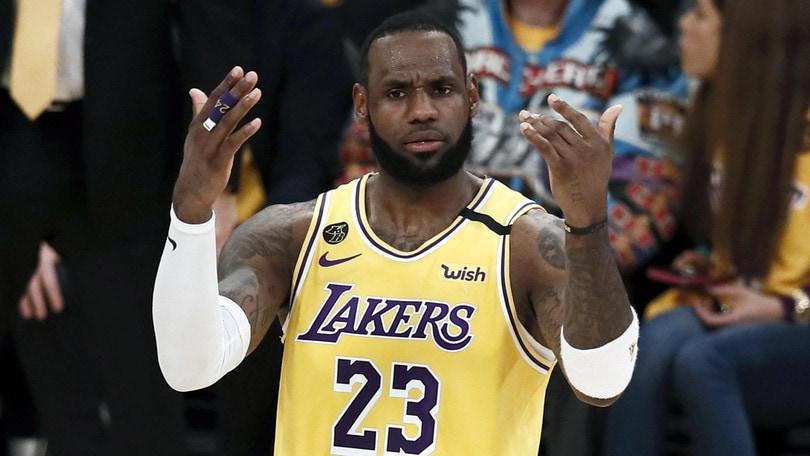 Nba, i Lakers vincono nel ricordo di Bryant. Spurs ok, ma Belinelli non brilla