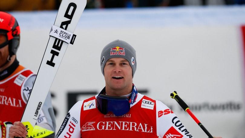 Coppa del Mondo, Pinturault vince slalom gigante davanti a Meillard
