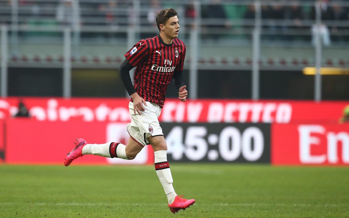 Daniel Maldini, l'esordio con il Milan in Serie A