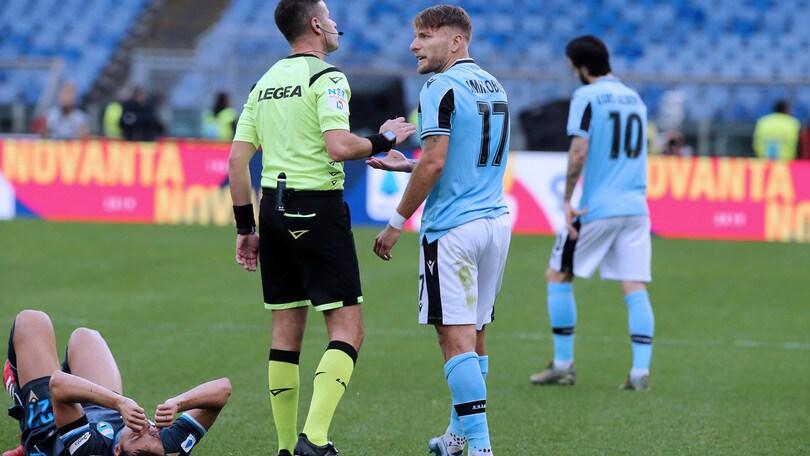 Lazio, occhio ai diffidati: in 4 rischiano per l'Inter