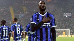 Inter, Lukaku fa 16 in campionato. La sua doppietta stende l'Udinese