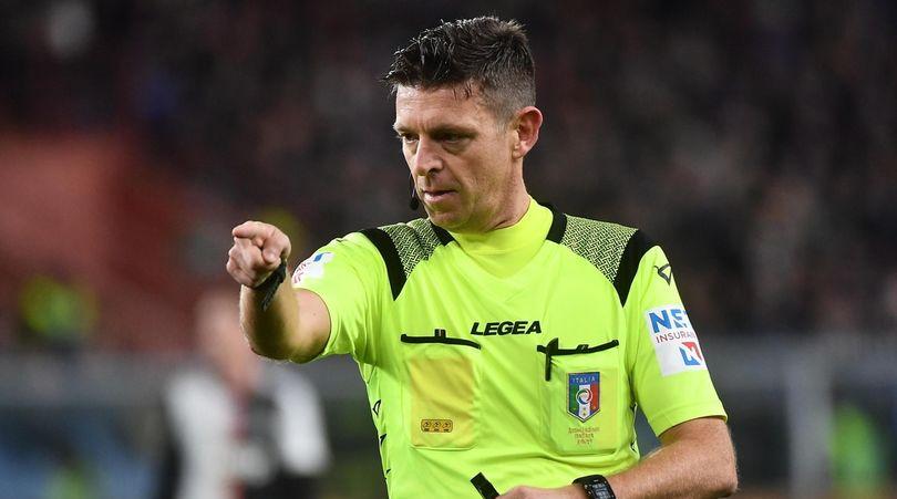 Coppa Italia, semifinali: Rocchi arbitra Juve-Milan. Napoli-Inter: Doveri