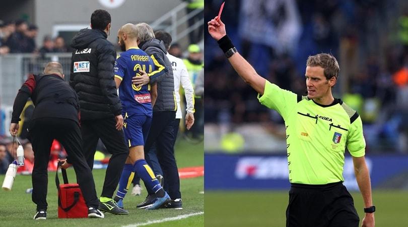 Milan-Verona, il Var salva Chiffi. Udinese-Inter, bene Di Bello