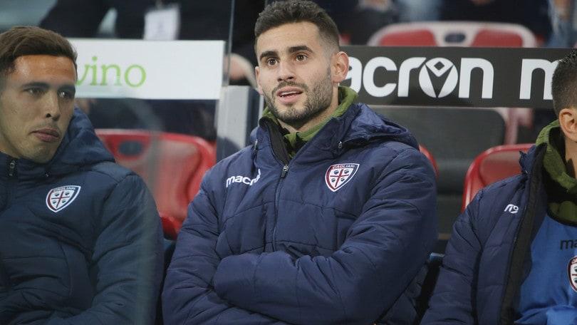 Cagliari, ecco Pereiro: