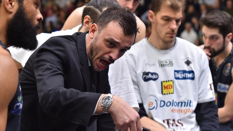 Trento, ennesima sconfitta in Eurocup
