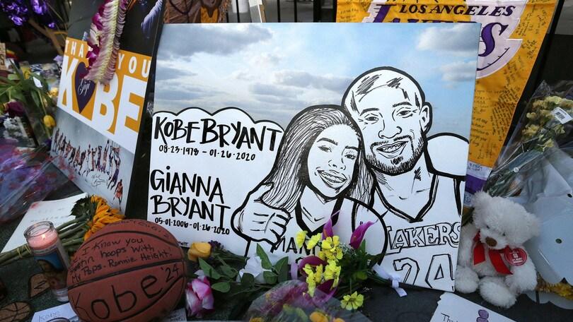 Kobe Bryant e Gianna, restituiti i corpi alla famiglia. Presto l'evento per l'ultimo saluto