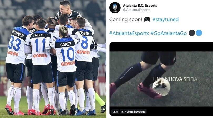 Atalanta, arriva una nuova sfida: il fenomeno degli eSports