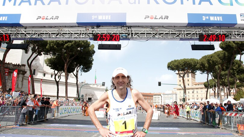 Il percorso della Acea Run Rome The Marathon raccontato da Giorgio Calcaterra