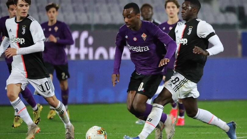 Coppa Italia Primavera, Fiorentina-Juve 1-1: il ritorno sarà decisivo