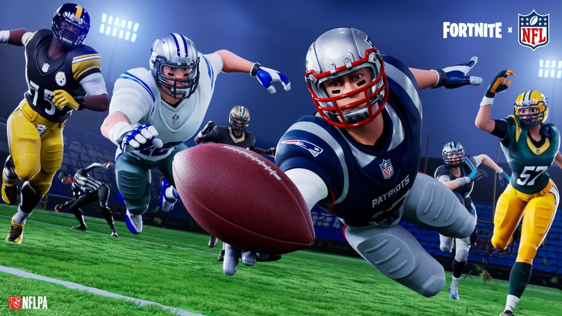 La NFL sbarca nuovamente su Fortnite