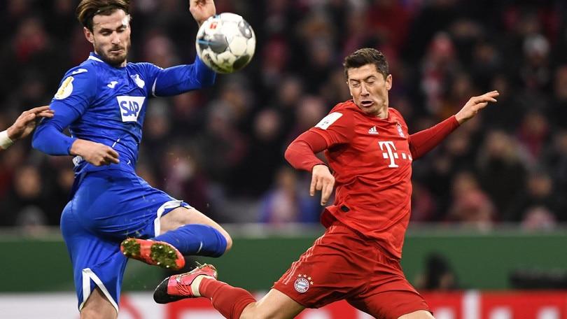 Coppa di Germania, Bayern avanti con brivido. Ok anche il Leverkusen