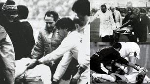 Da Manfredonia a Taccola: quanti incidenti sui campi di calcio