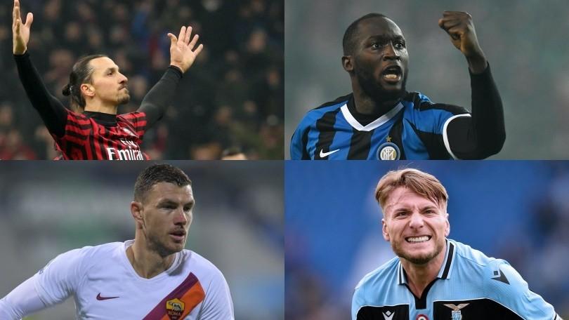 Serie A: tutte le probabili formazioni della 23ª giornata
