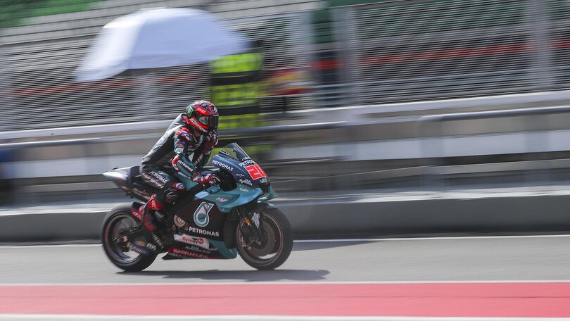 MotoGp: Quartararo svetta nei test a Sepang, Valentino Rossi decimo