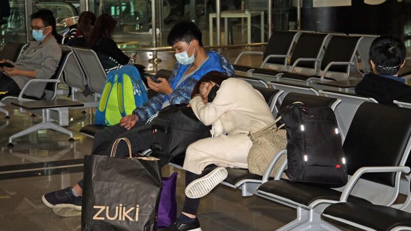 Coronavirus, riaperti alcuni voli tra Italia e Cina