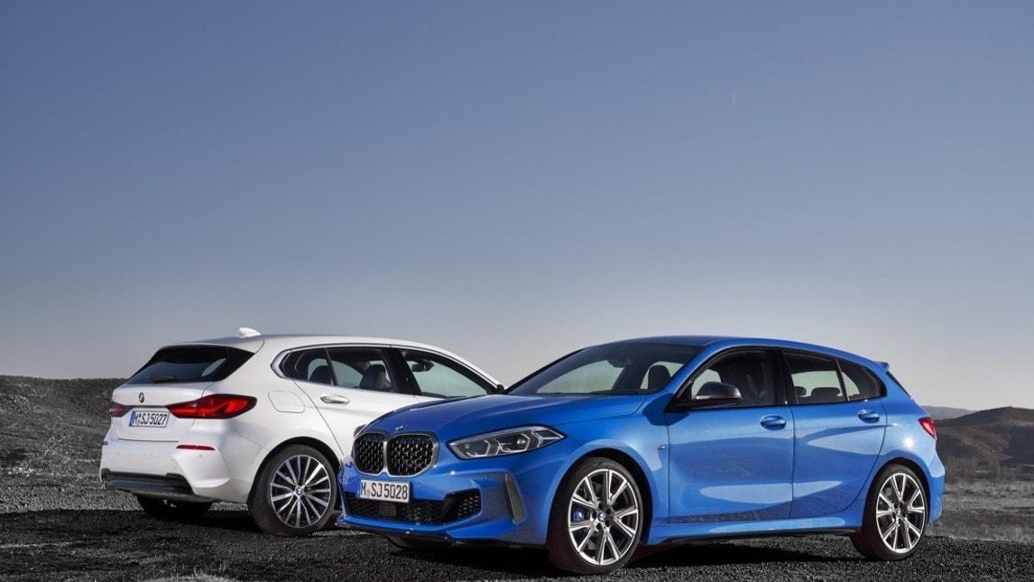 Nuova BMW Serie 1 2020: le immagini